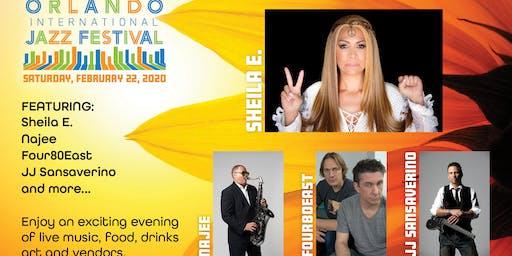 Orlando International Jazz Festival