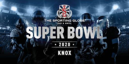 NFL Super Bowl 2020 - Knox