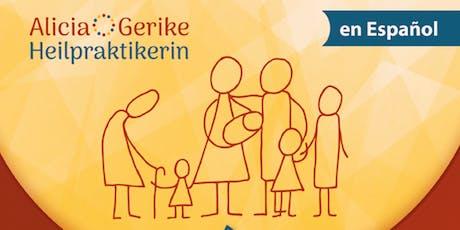 Constelaciones Familiares Familienaufstellung in spanische Sprache tickets