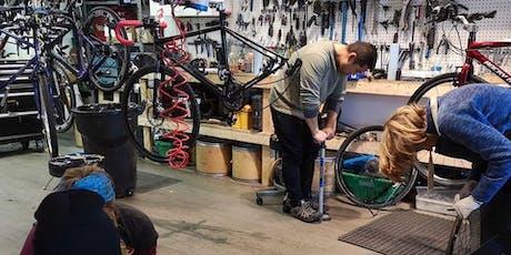 Bicycle Repair Workshop tickets