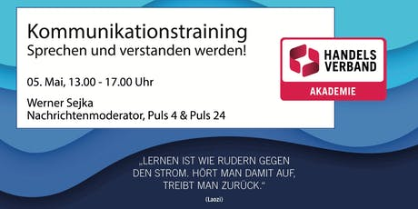 SEMINAR Kommunikationstraining Tickets