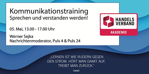 SEMINAR Kommunikationstraining