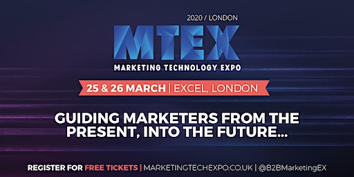 Marketing Technology Expo