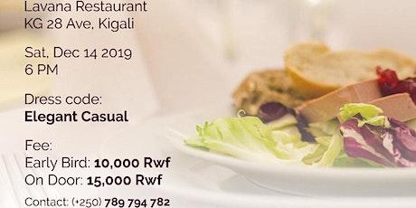 Networking Reception & Gala Dinner tickets
