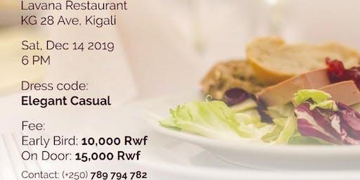 Networking Reception & Gala Dinner