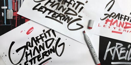 Graffiti-Handlettering | Workshop