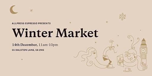 Allpress Winter Market