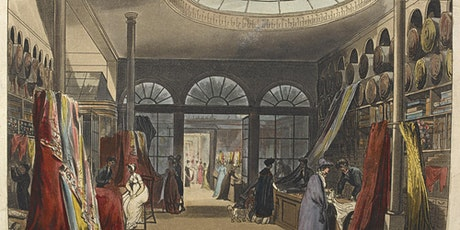 Talk: Consuming Passions: Experiences of Shopping in Georgian England tickets
