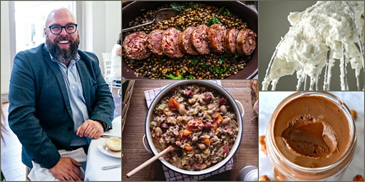 Italian-Style Snow Day Cooking, with Chad Robertson