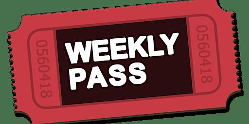 Shelford Feast Weekly Ticket