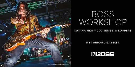 BOSS Workshop met Armand Gabeler