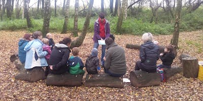 Nature Tots at Brandon Marsh - Brilliant Bugs (Sponsored by PPL)
