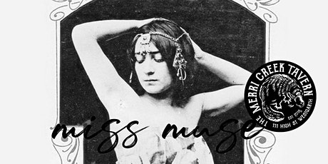 Miss Muse Life Drawing - The Merri Creek Tavern tickets