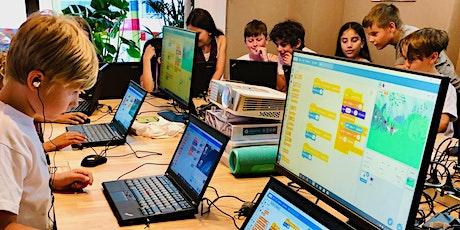 Coding Workshop nach der Schule / Programmieren lernen tickets