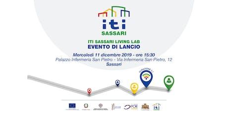 ITI Sassari Living Lab biglietti