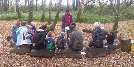 Nature Tots at Parkridge - Brilliant Bugs tickets