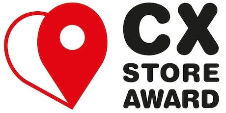 CX Store Award biglietti
