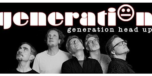 Generation Head Up Finest Prog-Rock from Berlin/Brandenburg