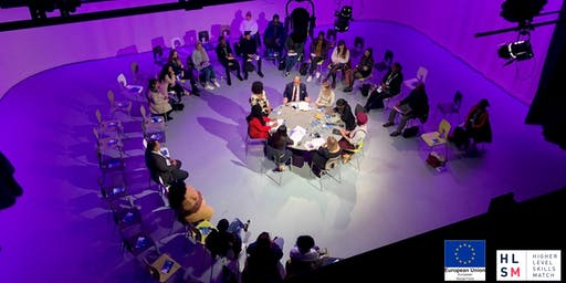 Round Table Talk- Flipping the Script