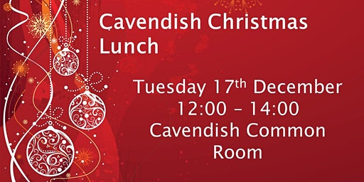 Cavendish Christmas Lunch