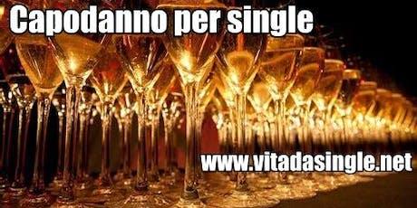 Evento di Capodanno per single al mare biglietti