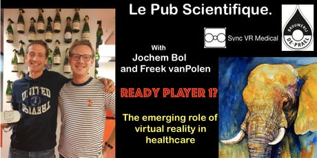 Le Pub Scientifique NL #14 Jochem + Freek tickets