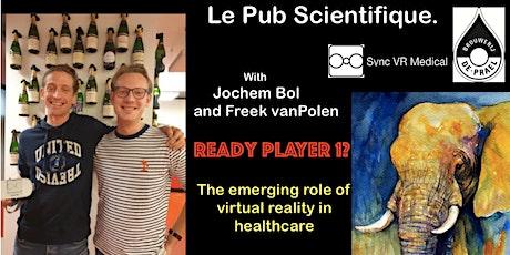 Le Pub Scientifique NL #14 Jochem + Freek tickets