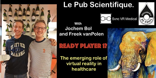 Le Pub Scientifique NL #14 Jochem + Freek