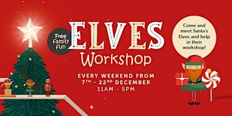 Elves Workshop: Quiet Sessions tickets