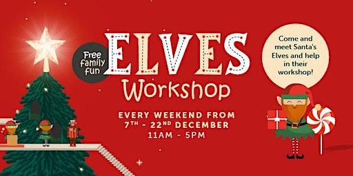 Elves Workshop: Quiet Sessions