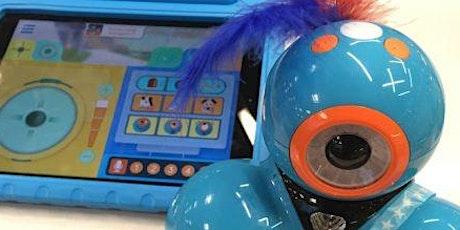 FerienWORKSHOP: Robotics mit Dash Tickets