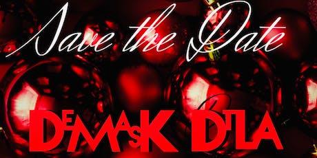 DeMasK's Annual Ho Ho Ho Holiday Party tickets