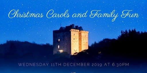 Borthwick Castle Carol Concert