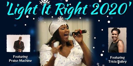 Light It Right Guest - Evangelist Sandra Brooks tickets