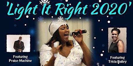 Light It Right Guest - Evangelist Sandra Brooks tickets