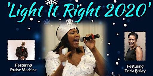Light It Right Guest - Evangelist Sandra Brooks