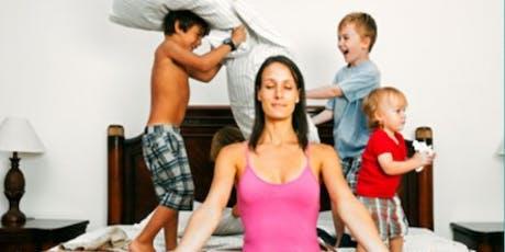 Mindful Happy Parenting Workshop Series 1 (Taster Evening) tickets