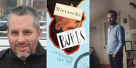 Nietzsche and the Burbs: Lars Iyer & Jon Day  tickets