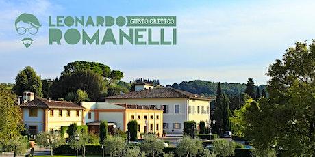 Il Vin Santo di Toscana biglietti