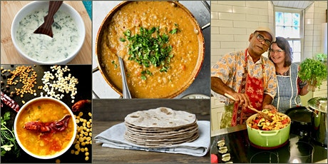 South Indian Daal, with Suresh Pillai & Carrie Dashow of Atina Foods tickets