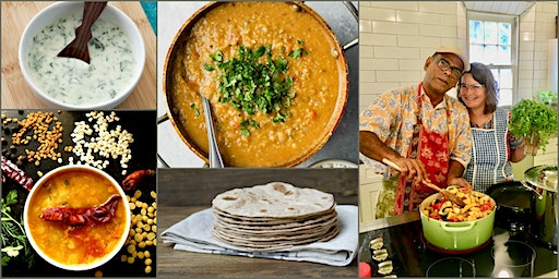 South Indian Daal, with Suresh Pillai & Carrie Dashow of Atina Foods