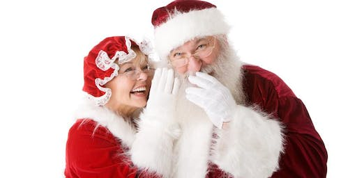 Prepare for Santa's Arrival With Mrs. Claus