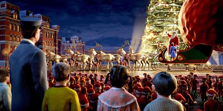 St Edward Christmas Film Screening - Polar Express (Free Event) tickets