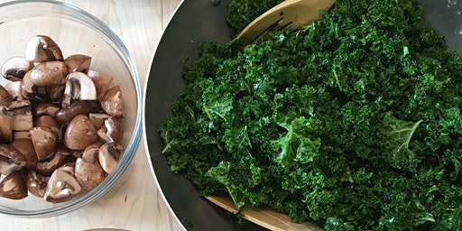 Kale? Yeah, and Quinoa, too!