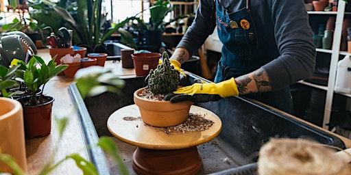 Cactus 101 Workshop | The Victorian Atlanta @ Citizen Supply