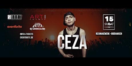 CEZA live Oberhausen Tickets