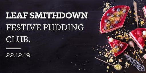 Festive Pudding Club