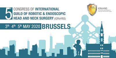IGREHNS Brussels 2020