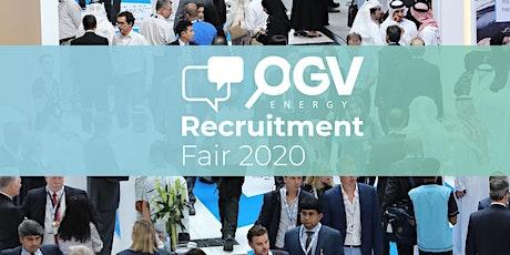 OGV Recruitment Fair - Aberdeen tickets