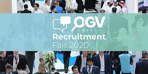 OGV Recruitment Fair - Aberdeen